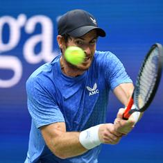 Tennis: Andy Murray reaches ATP quarter-final after two years at Moselle Open