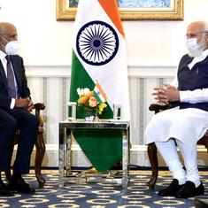 Narendra Modi in US: PM discusses renewable energy, defence and 5G with CEOs of five companies