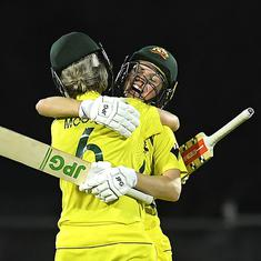 Second ODI: India snatch defeat from jaws of victory as Mooney keeps Australia winning streak going