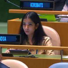 Pakistan plays 'victim of terrorism', but fosters terrorists in backyard, India tells UN