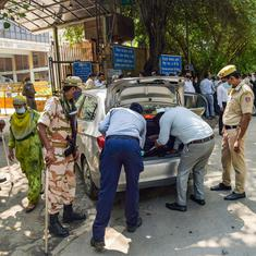 Delhi shootout: Two men who dropped off attackers at Rohini court arrested