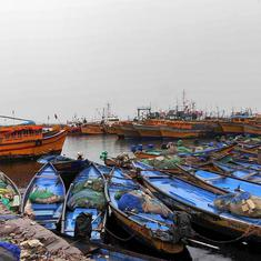 The big news: Six Andhra fishermen missing as Cyclone Gulab makes landfall, and 9 other top stories