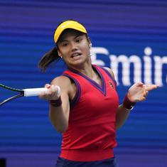 Tennis: Emma Raducanu makes second-round exit at Indian Wells after straight-set defeat