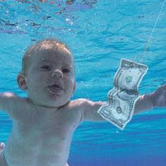 Nevermind baby's lawsuit against Nirvana is a warning to parents to think before they post online
