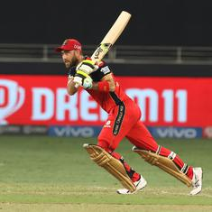 It makes social media a horrible place: Maxwell slams 'disgusting' online abuse after RCB's IPL exit