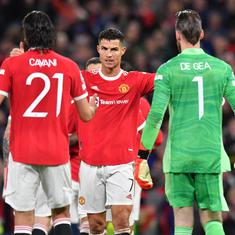 Champions League: Benfica thrash Barca, holders Chelsea lose to Juve as Ronaldo rescues Man Utd