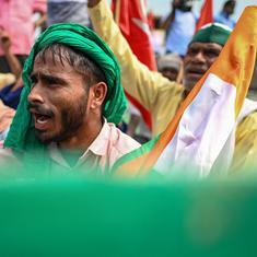 Farmers have 'strangulated' Delhi, says SC on their plea to protest in Jantar Mantar