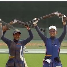 ISSF Shooting Junior World C'ship: Women's junior skeet team wins gold, men take bronze