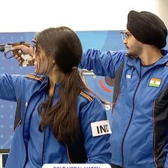 Shooting Junior World C'ship: Triple delight for Manu Bhaker; India clinch four team gold medals