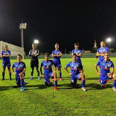 Football: After good win over UAE, India go down to Tunisia in friendly