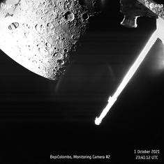 BepiColombo's photos of Mercury may help unlock some of the planet's secrets