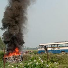 Lakhimpur Kheri violence: Not satisfied with steps taken by UP government, says Supreme Court