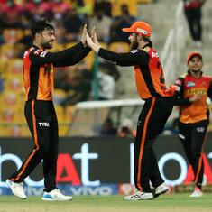 IPL 2021: SRH win by 4 runs and deal big blow to RCB's chances of top-two finish