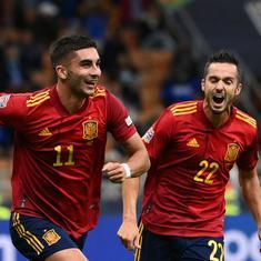 Nations League: Ferran Torres nets brace as Spain end Italy's long unbeaten run to reach final