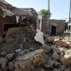 At least 20 killed as earthquake of 5.9 magnitude hits Balochistan province in Pakistan