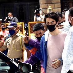 Mumbai drugs case: Aryan Khan sent to 14-day judicial custody