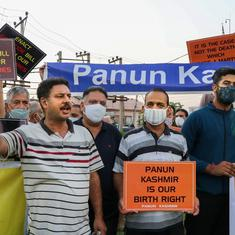 Innocents being killed in J&K, we are worried about cross-border terrorism: Centre