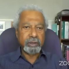 Watch: Nobel Prize for Literature winner Abdulrazak Gurnah talks about the significance of migration