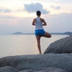 Fitness watch: Why the ability to stand on one leg for a period is an indicator of good health