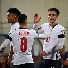 World Cup qualifiers: England thrash Andorra, Scotland boost Qatar 2022 hopes with dramatic win