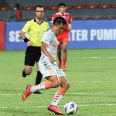 SAFF Championship: Normal service resumes for India in win over Nepal but standards have dropped