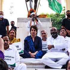 Lakhimpur Kheri: Congress holds nationwide silent protests, demands minister Ajay Mishra's dismissal