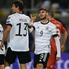World Cup qualifiers: Germany book Qatar 2022 berth, Belgium made to wait after Wales' victory