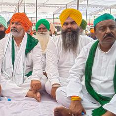Lakhimpur Kheri: Thousands of farmers, Opposition leaders pay tribute to those killed in violence