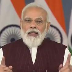 Some see human rights violations in certain incidents, not in others, says Narendra Modi