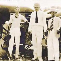 Nevill Vintcent: The man who inspired JRD Tata to start Air India (and became its co-founder)