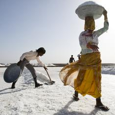 Gujarat's plan to build Asia's biggest freshwater lake is a threat to Agariya salt workers