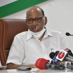 Central agencies, including CBI and ED, being misused to target Opposition, claims Sharad Pawar