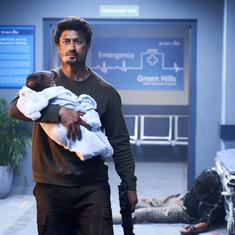 'Sanak' review: It's child's play for Vidyut Jammwal-led action thriller