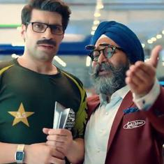 Watch: India will play Pakistan in the World Cup T20. So there's a new 'mauka mauka' advertisement