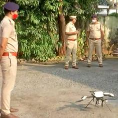 Watch: Western Railway plans to use surveillance drones to aid security measures