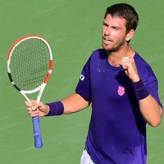 Tennis: Surprise finalists Norrie, Basilashvilli set to clash in Indian Wells showdown