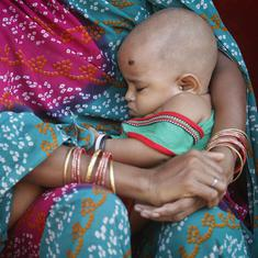Once a mother is infected or vaccinated, her breast milk contains high levels of Covid antibodies