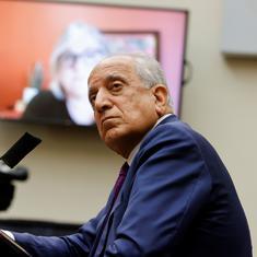 US diplomat Zalmay Khalilzad quits as special representative for Afghanistan