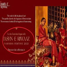 Fabindia removes Diwali ad after online outrage over use of Urdu phrase