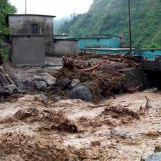 Uttarakhand rains: 16 dead across state, several feared trapped after cloudburst in Nainital