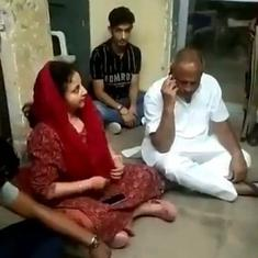 'All children drink': Congress MLA stages sit-in inside police station to have relatives released