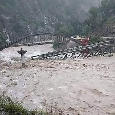 The big news: Torrential rains kill over 30 in Uttarakhand, five missing, and nine other top stories