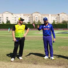 T20 World Cup, Ind vs Aus warm-up game as it happened: Rohit, Suryakumar guide India to big win