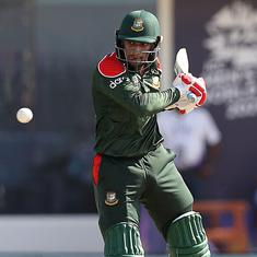 T20 World Cup: Bangladesh qualify for Super 12 stage with 84-run win over Papua New Guinea