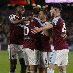 Europa League: West Ham, Lyon maintain perfect start; Napoli revive knockout stage hopes win victory