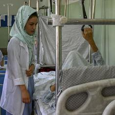 Afghanistan is facing a health crisis since Taliban's takeover