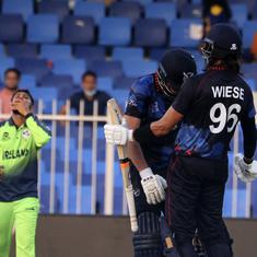 Small country, few people play cricket: Namibia captain Erasmus proud after Super 12 qualification