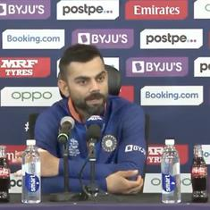 Video: Selections, Shaheen's spell and more – Kohli's press conference after defeat against Pakistan