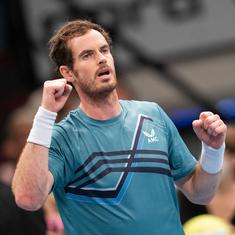 Vienna Open: Andy Murray gets first Top-10 win of the year, knocks out Hubert Hurkacz