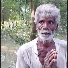 'Not eaten in five days': Farmer from Sitapur, UP on living through the 'worst flood of his life'